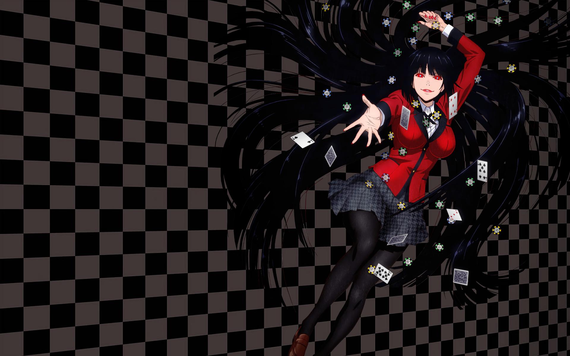 Kakegurui HD Wallpaper | Background Image | 1920x1200 | ID ...