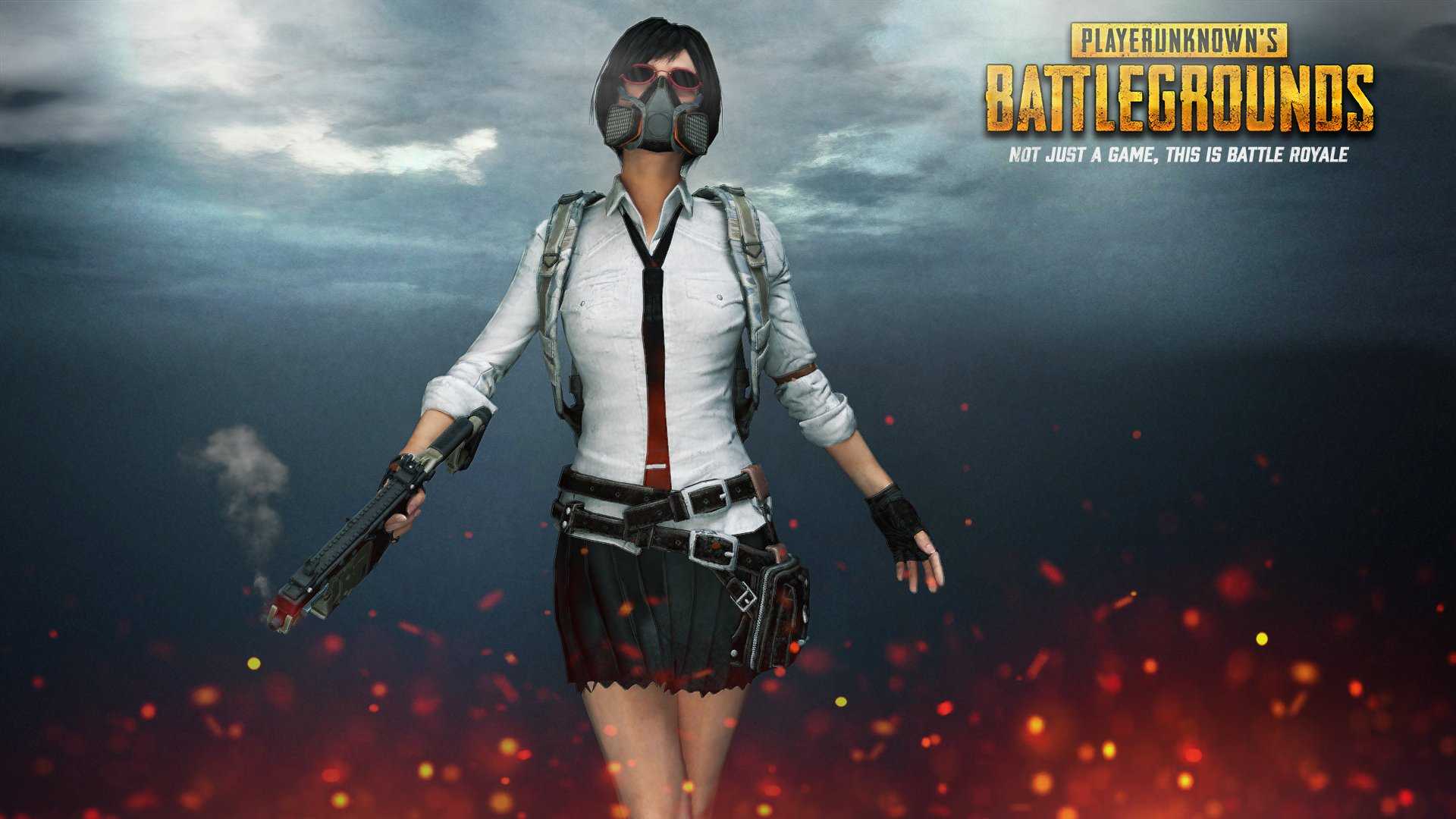 Playerunknown S Battlegrounds Wallpaper M4: PlayerUnknown's Battlegrounds HD Wallpaper