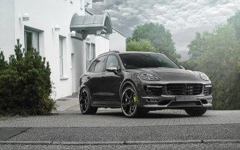 41 Porsche Cayenne Hd Wallpapers Background Images Wallpaper Abyss