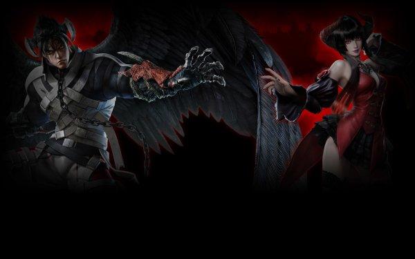 Video Game Tekken 7 Tekken Jin Kazama Eliza HD Wallpaper | Background Image
