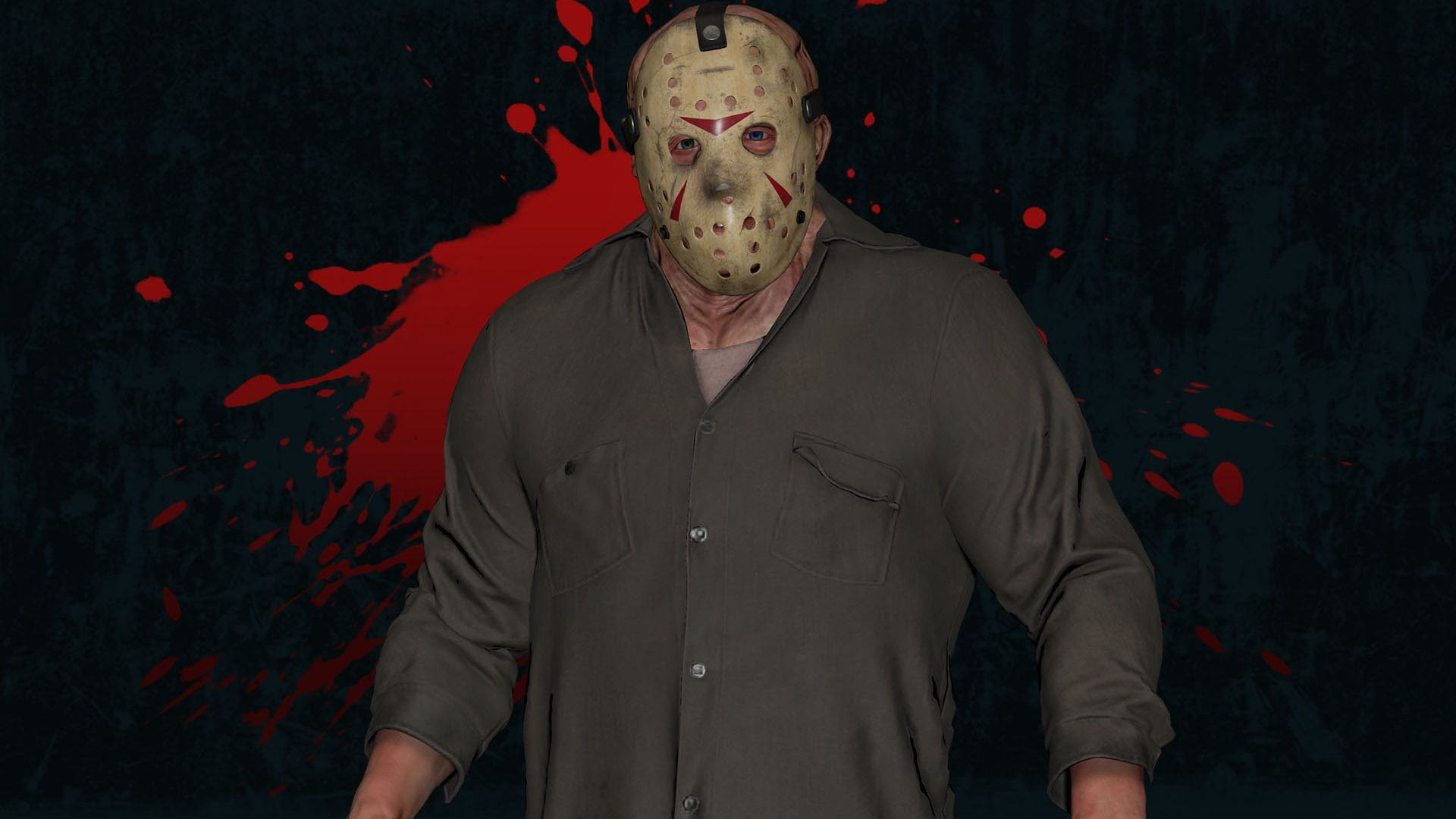 friday the 13th: the game hd wallpaper | background image