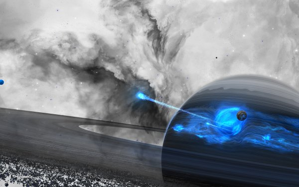 Sci Fi Planet HD Wallpaper   Background Image