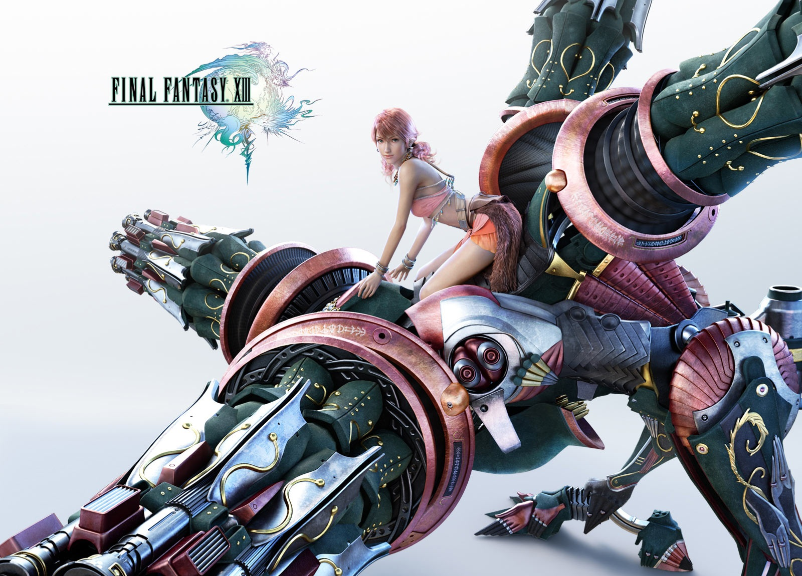 Video Game - Final Fantasy  - Computer - Vanille Wallpaper