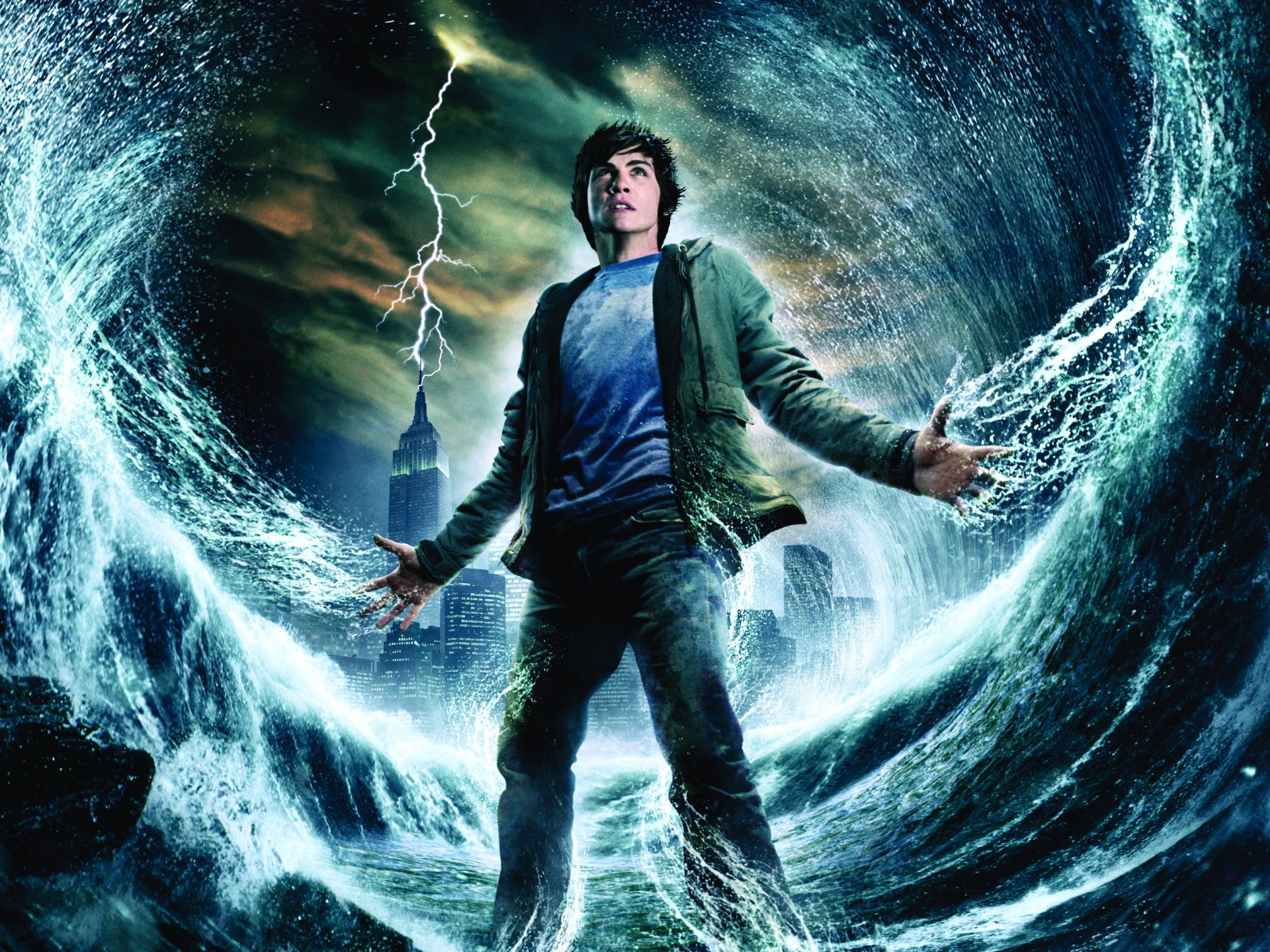 19 Percy Jackson The Olympians The Lightning Thief Hd Wallpapers Background Images Wallpaper Abyss