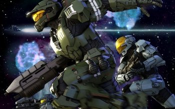 Anime - Halo Legends Wallpapers and Backgrounds ID : 86322
