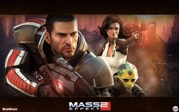 Video Game - Mass Effect 2 Wallpapers and Backgrounds ID : 86360