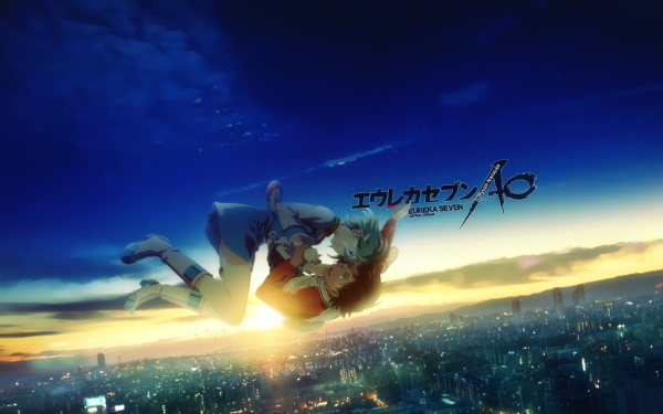 Anime Eureka Seven HD Wallpaper | Background Image
