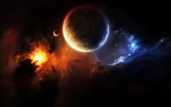 Sci Fi - Planets Wallpapers and Backgrounds ID : 86410