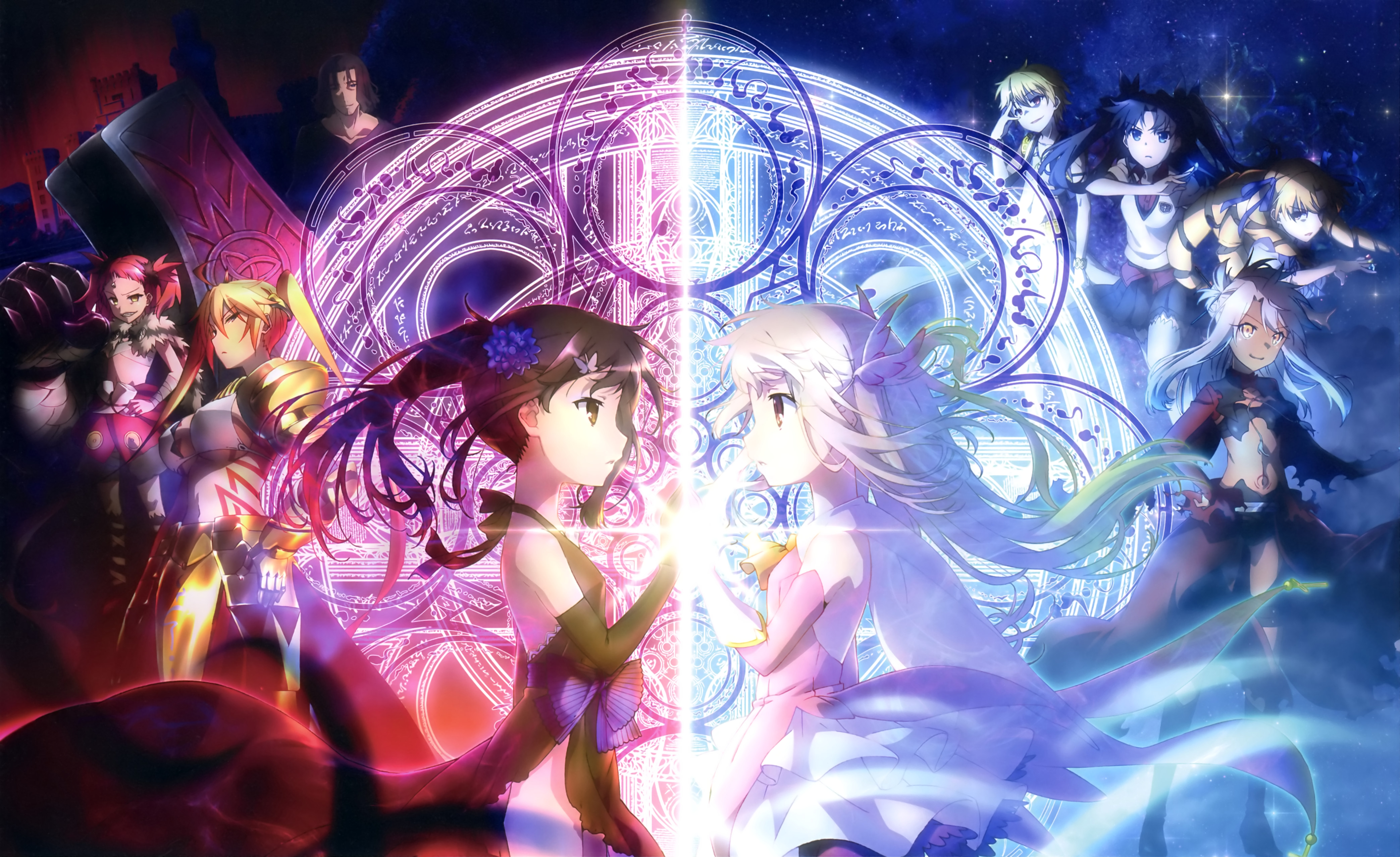 47 Fate Kaleid Liner Prisma Illya Hd Wallpapers Background