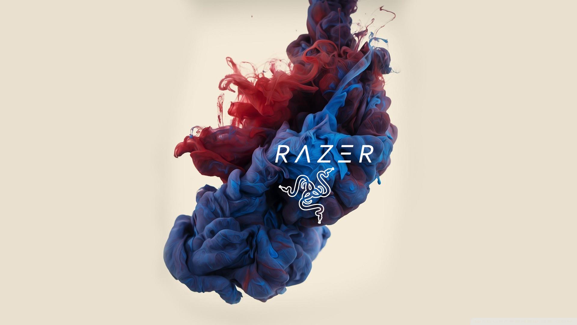 Razer ink in water wallpaper fond d 39 cran hd arri re plan 1920x1080 id 865406 wallpaper - Hd ink wallpaper ...