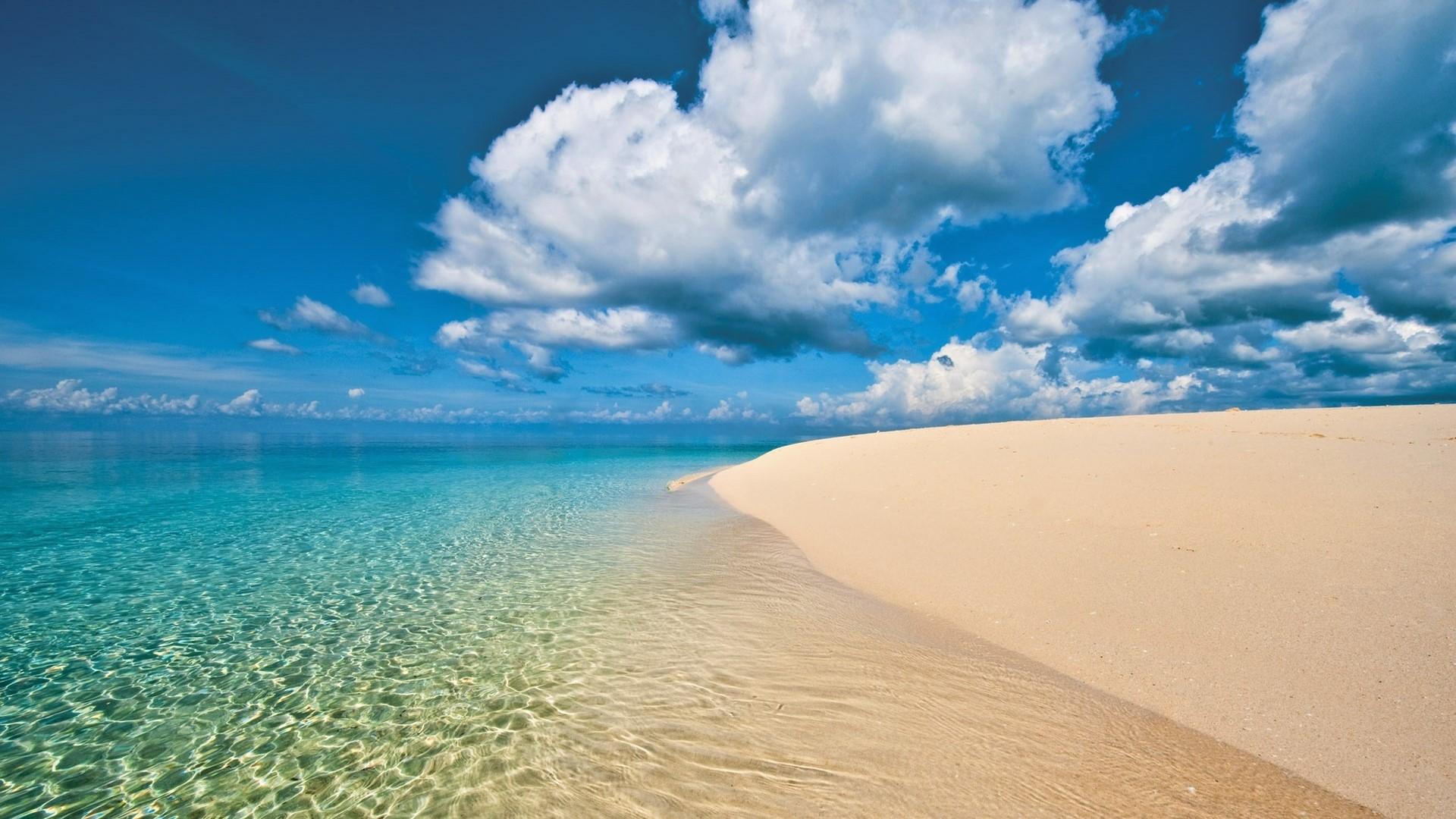 Tropical Beach Full HD Fondo De Pantalla And Fondo De