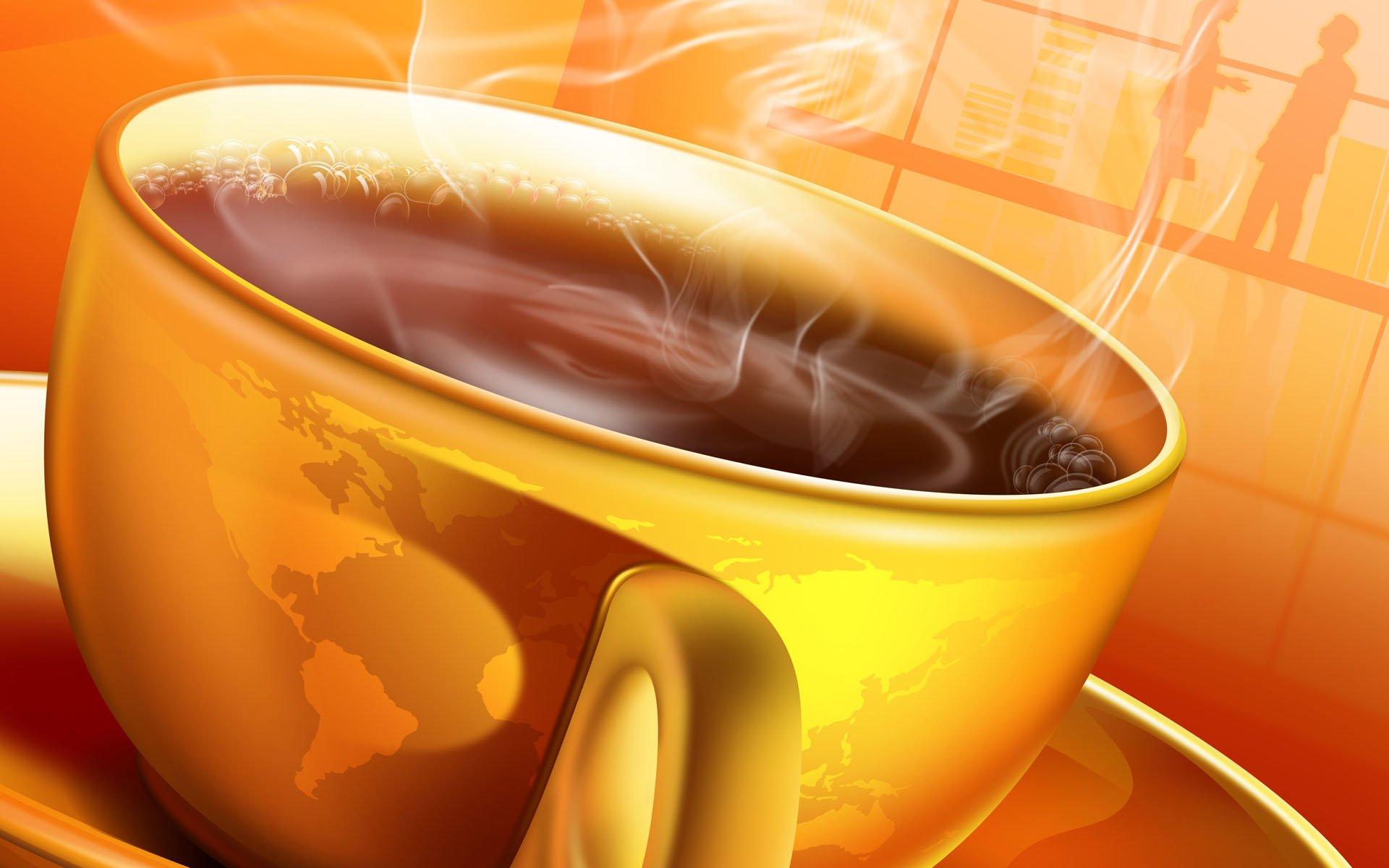 Food - Coffee  Wallpaper