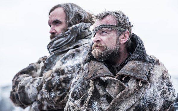 TV Show Game Of Thrones Beric Dondarrion Sandor Clegane Richard Dormer Rory McCann HD Wallpaper | Background Image
