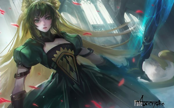 Anime Fate/Apocrypha Fate Series Archer HD Wallpaper | Background Image