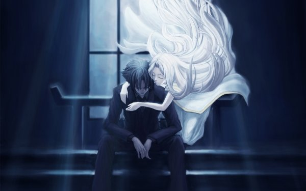 Anime Fate/Zero Fate Series Kiritsugu Emiya Irisviel Von Einzbern HD Wallpaper   Background Image