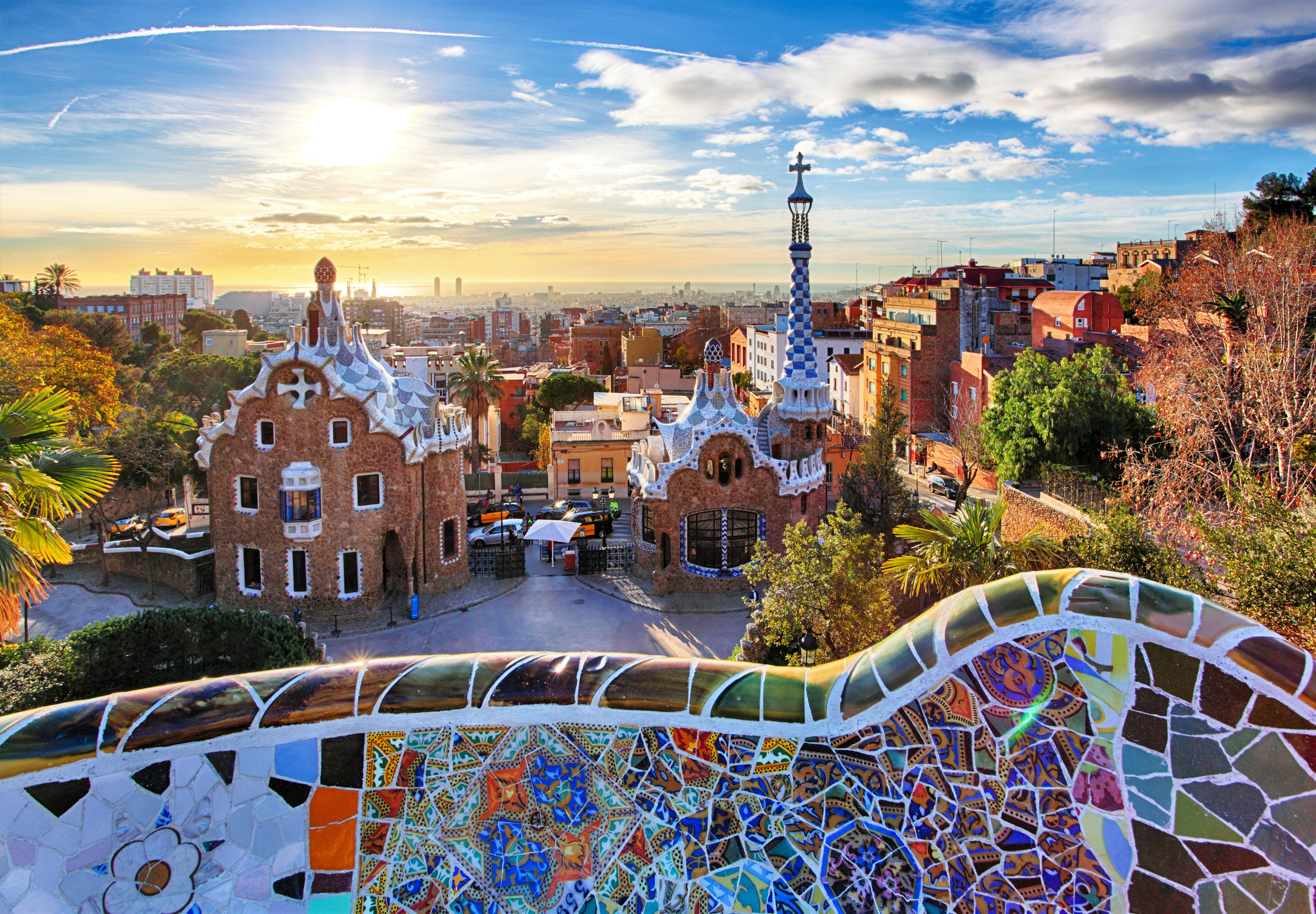 Barcelona Spain 4k Ultra HD Wallpaper And Background Image