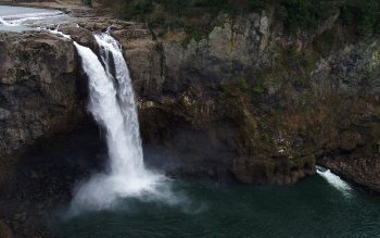 Earth - Snoqualmie Falls Wallpapers and Backgrounds ID : 86630