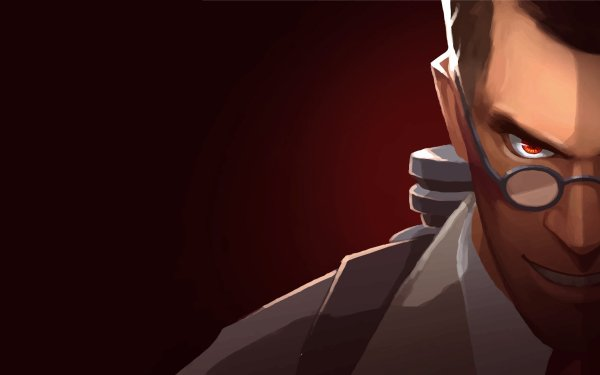 Video Game Team Fortress 2 Team Fortress Medic HD Wallpaper | Background Image
