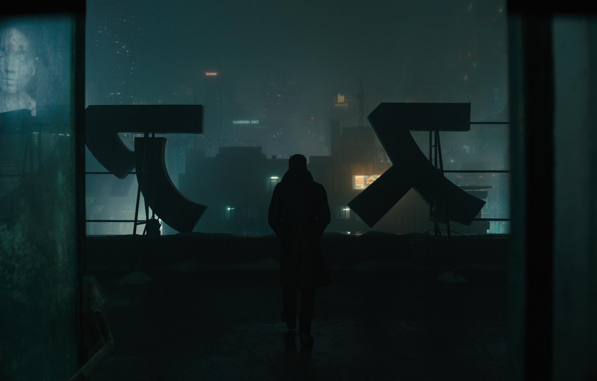 Blade Runner 2049 Fondo De Pantalla Hd Fondo De Escritorio