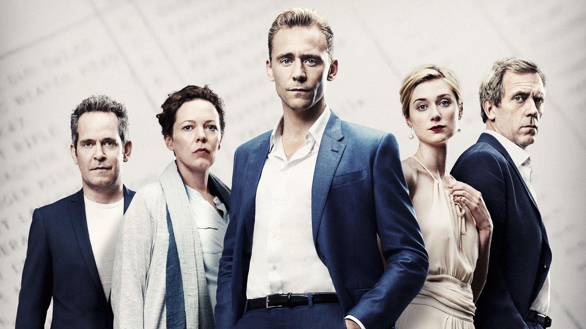 TV Show - The Night Manager  Tom Hiddleston Hugh Laurie Tom Hollander Olivia Colman Elizabeth Debicki Wallpaper