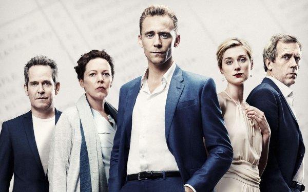 TV Show The Night Manager Tom Hiddleston Hugh Laurie Tom Hollander Olivia Colman Elizabeth Debicki HD Wallpaper | Background Image