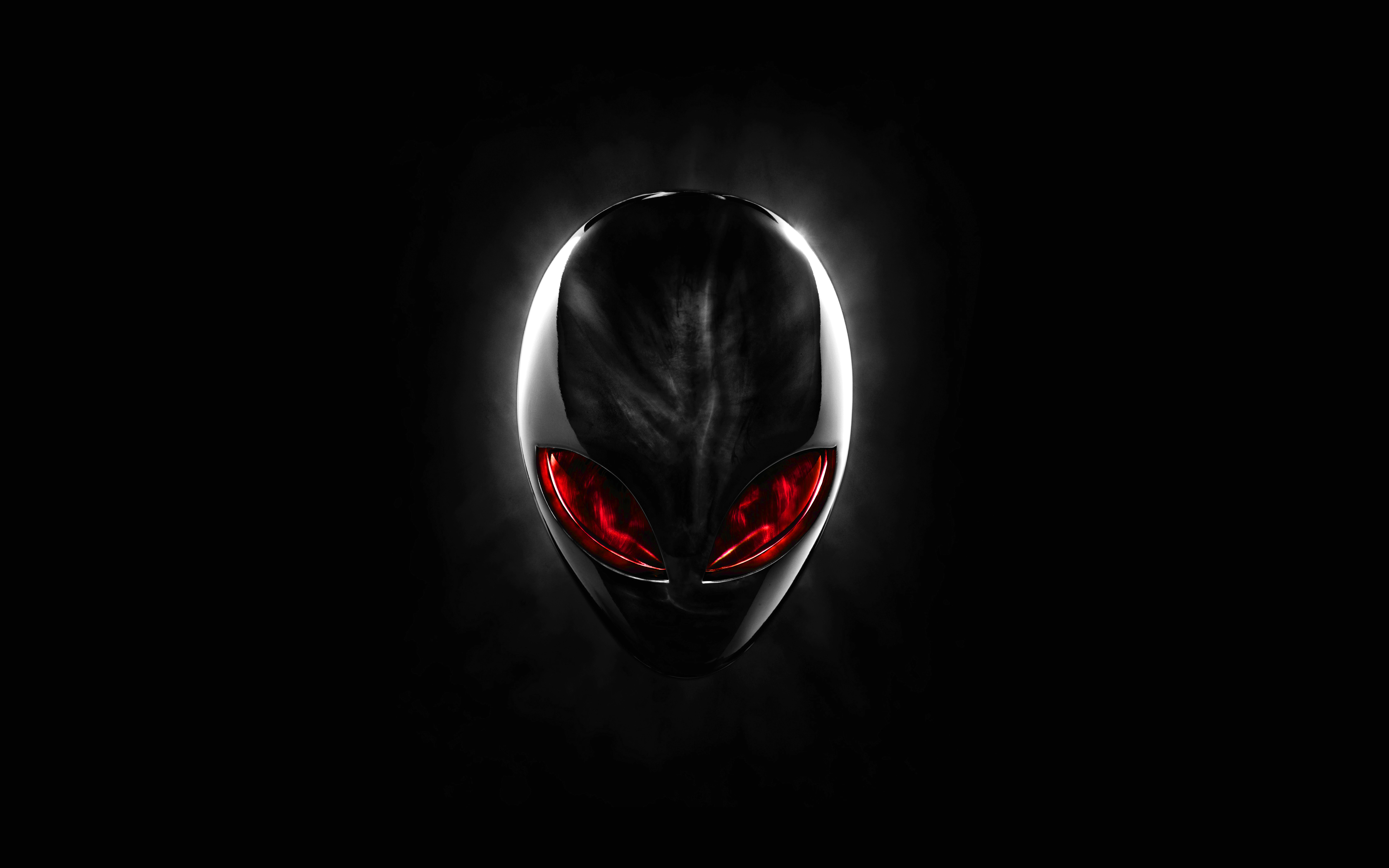 126 Alienware HD Wallpapers | Background Images - Wallpaper Abyss for Ufo Black Background  177nar