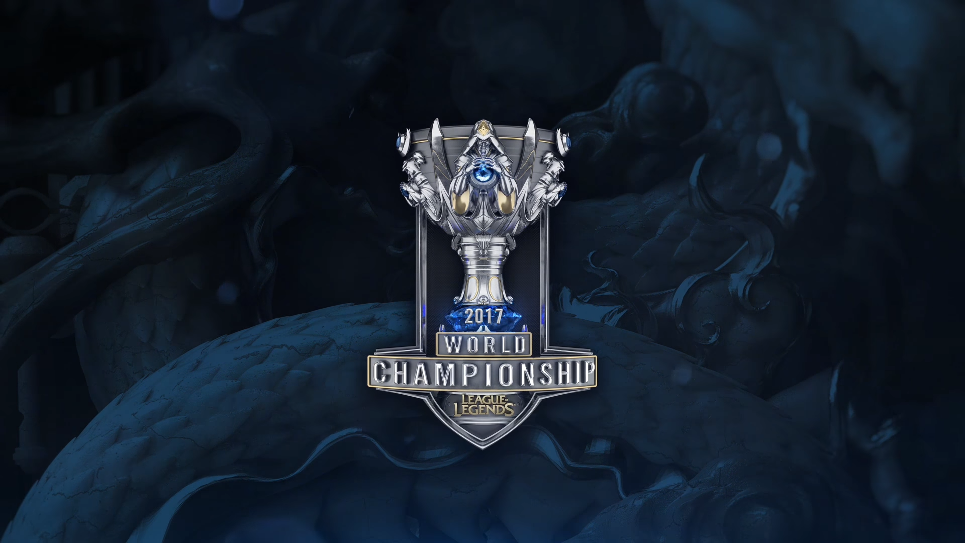 League Of Legends World Championship 2017 Hd Wallpaper