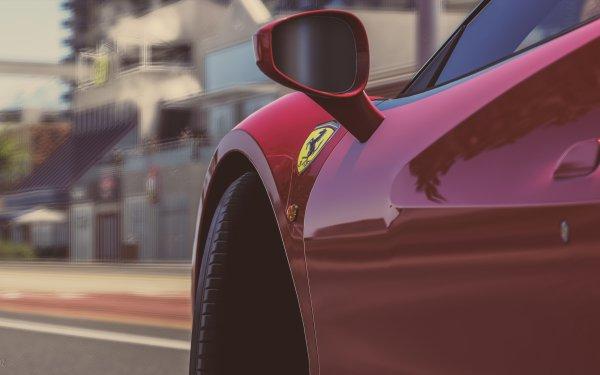 Video Game Forza Horizon 3 Forza Forza Motorsport Ferrari Ferrari 488 HD Wallpaper | Background Image