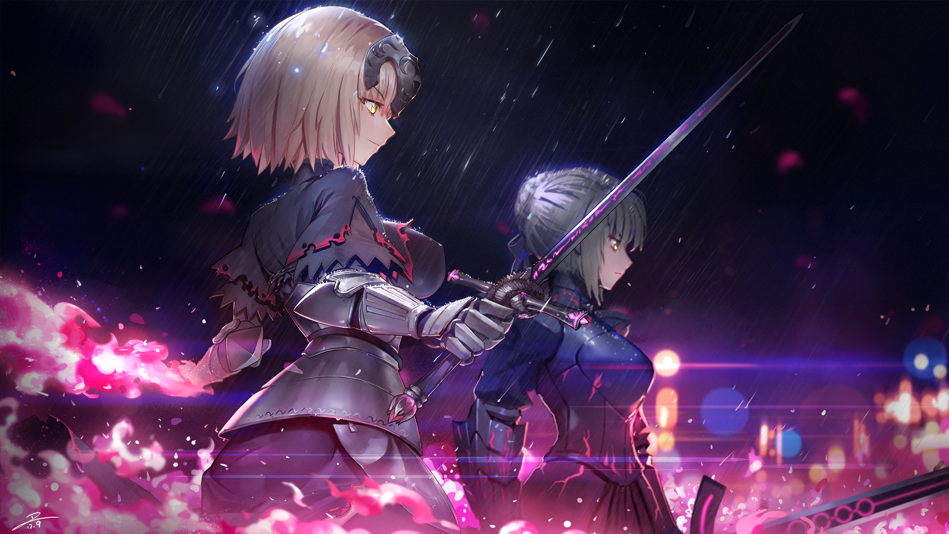 Fate Grand Order Full Hd Wallpaper And Background Image