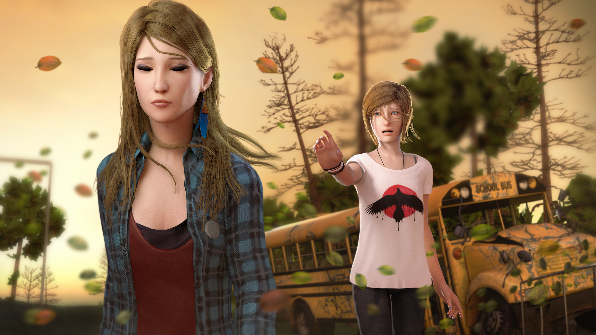 Life Is Strange Before The Storm Hd Wallpaper Background Image 1920x1080 Id 873537