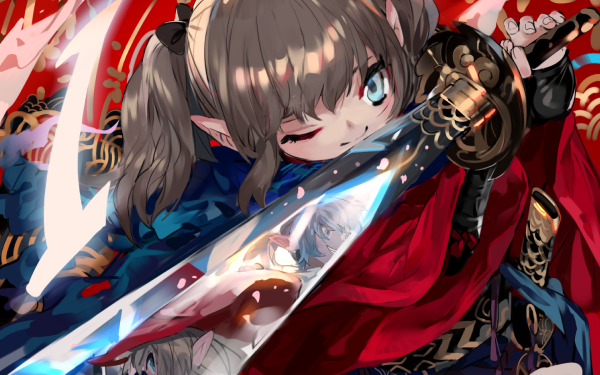 Video Game Final Fantasy XIV Final Fantasy Lalafell HD Wallpaper   Background Image