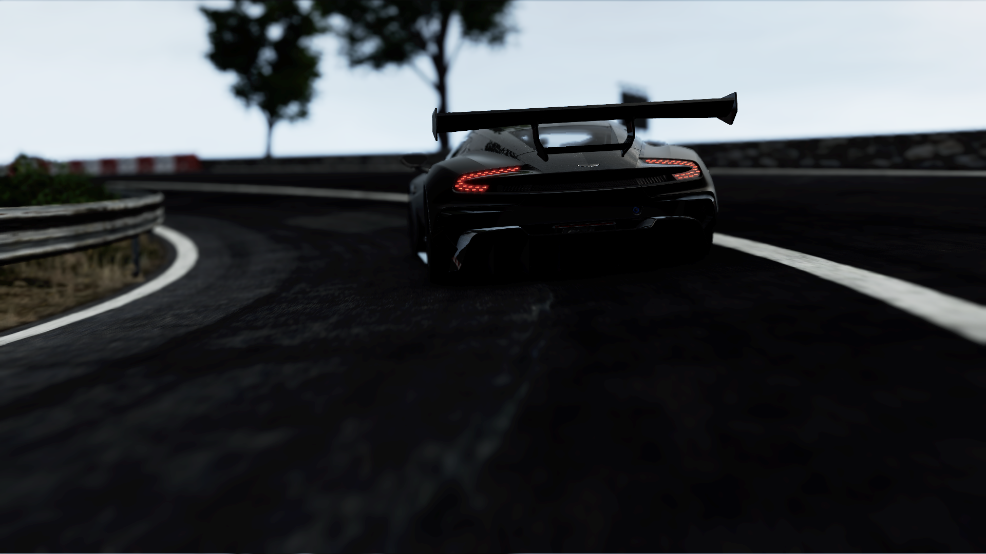 Video Game - Project Cars 2  Project Cars Video Game Aston Martin Vulcan Wallpaper