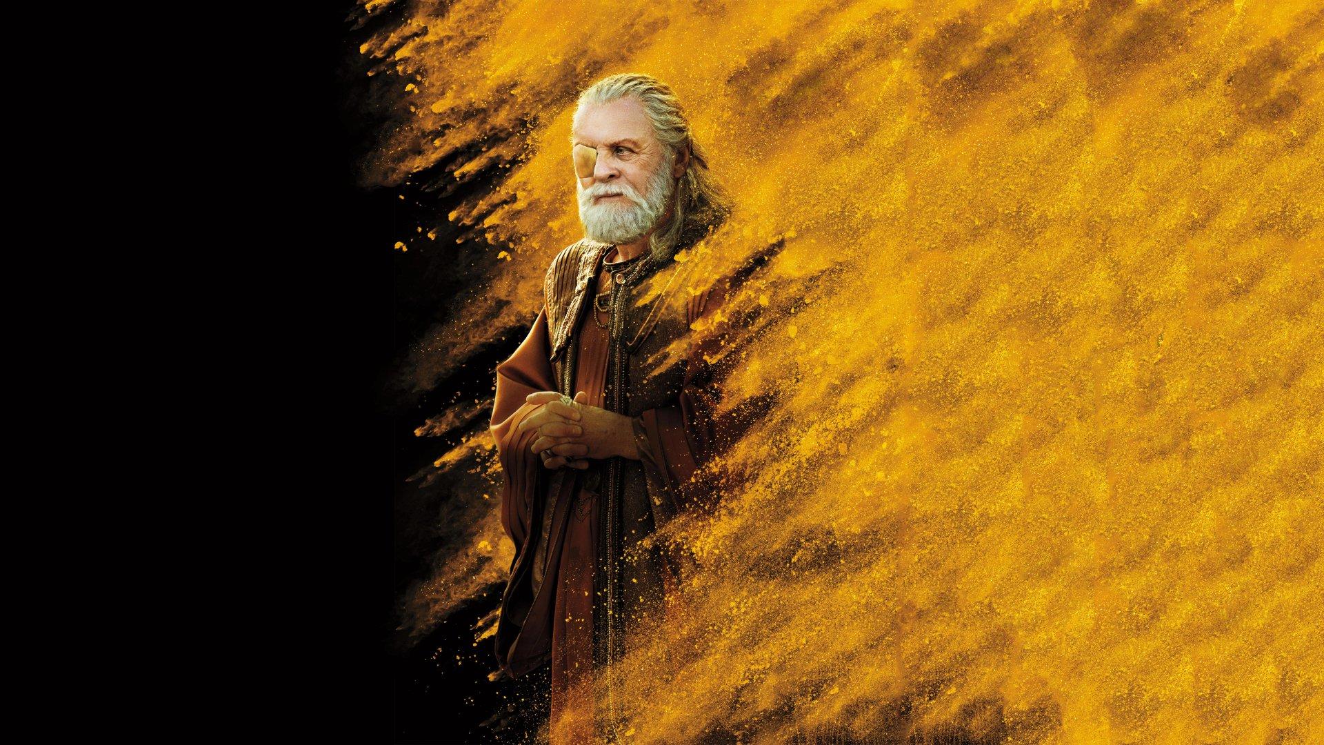 Movie - Thor: Ragnarok  Anthony Hopkins Odin Wallpaper