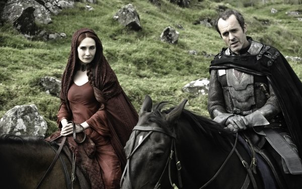 TV Show Game Of Thrones Melisandre Carice van Houten Stannis Baratheon Stephen Dillane HD Wallpaper   Background Image