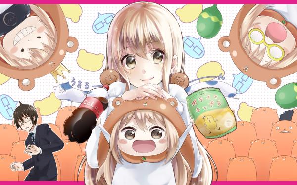 Anime Himouto! Umaru-chan HD Wallpaper | Background Image