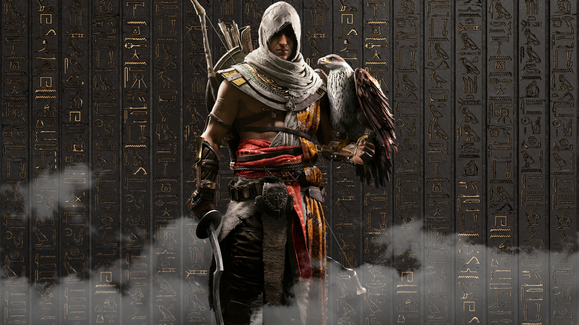 Assassin S Creed Origins Hd Wallpaper Background Image