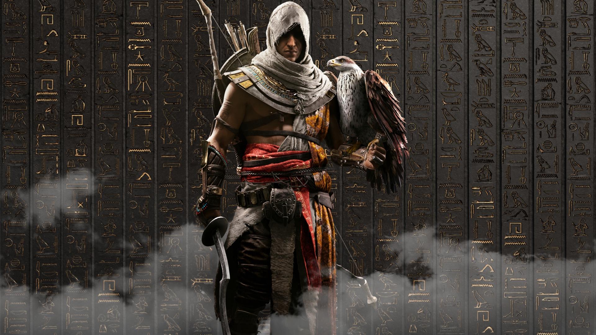Assassin's Creed Origins HD Wallpaper