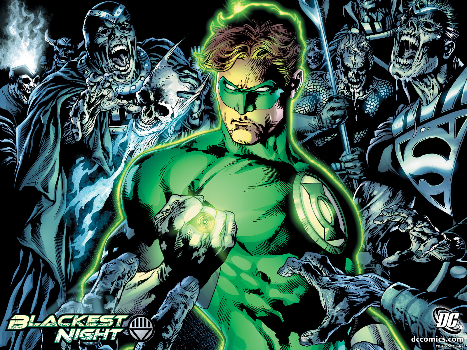 Green Lantern Wallpaper And Background Image 1600x1200