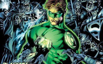 Комиксы - Green Lantern Wallpapers and Backgrounds ID : 87662