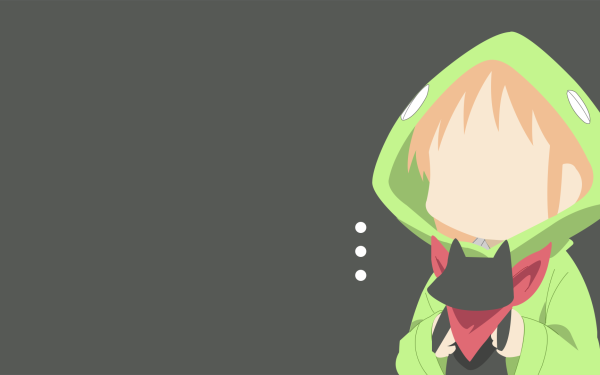 Anime Nichijō Animal Hakase HD Wallpaper   Background Image