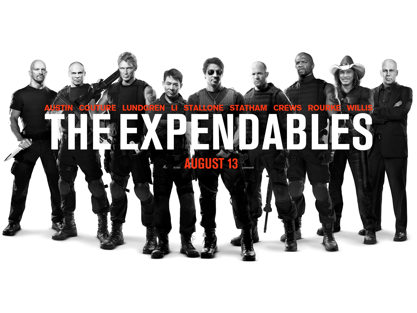 29 The Expendables Wallpapers | The Expendables Backgrounds