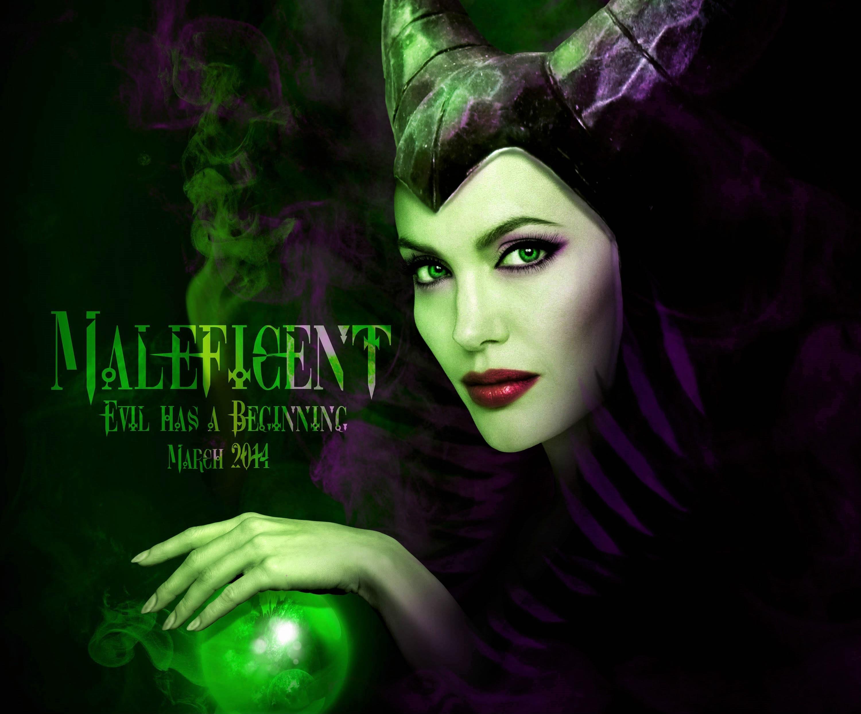 Maleficent Movie Poster Fondo De Pantalla Hd Fondo De