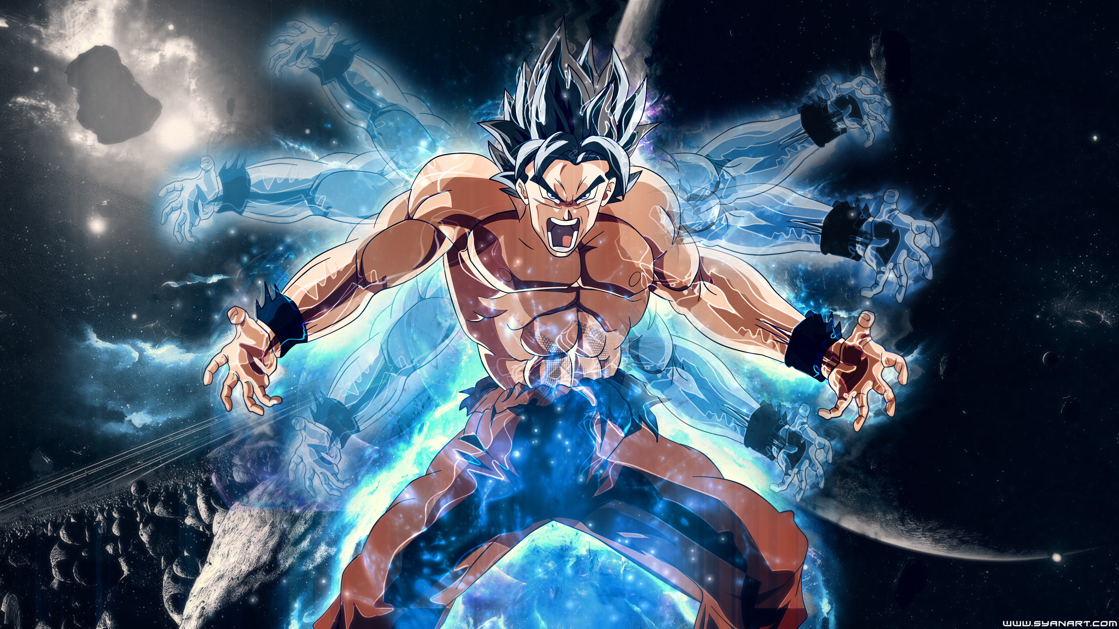 Dragon Ball Super Goku Migatte No Gokui 4k Ultra Fondo De Pantalla Hd Fondo De Escritorio 3840x2160 Id 879337 Wallpaper Abyss
