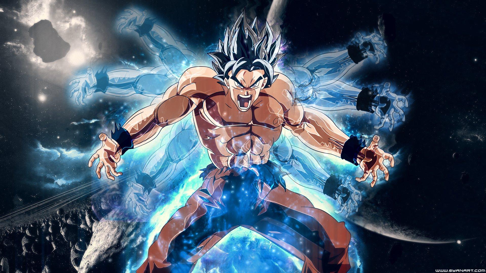 Los Mejores Fondos De Pantalla De Goku Migatte No Gokui Hd: Dragon Ball Super Goku Migatte No Gokui 4k Ultra Fondo De