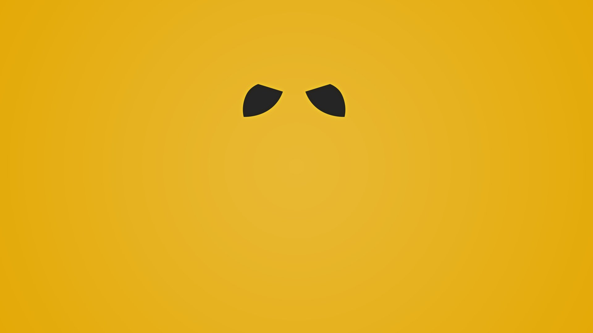 电子游戏 - 彩虹六号:围攻  Minimalist Blackbeard (Tom Clancy's Rainbow Six: Siege) 眼睛 Yellow 壁纸