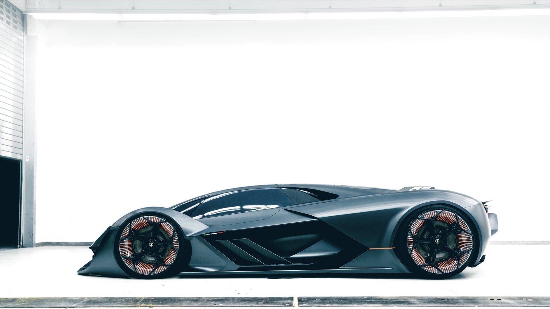 5 Lamborghini Terzo Millennio Hd Wallpapers Background Images