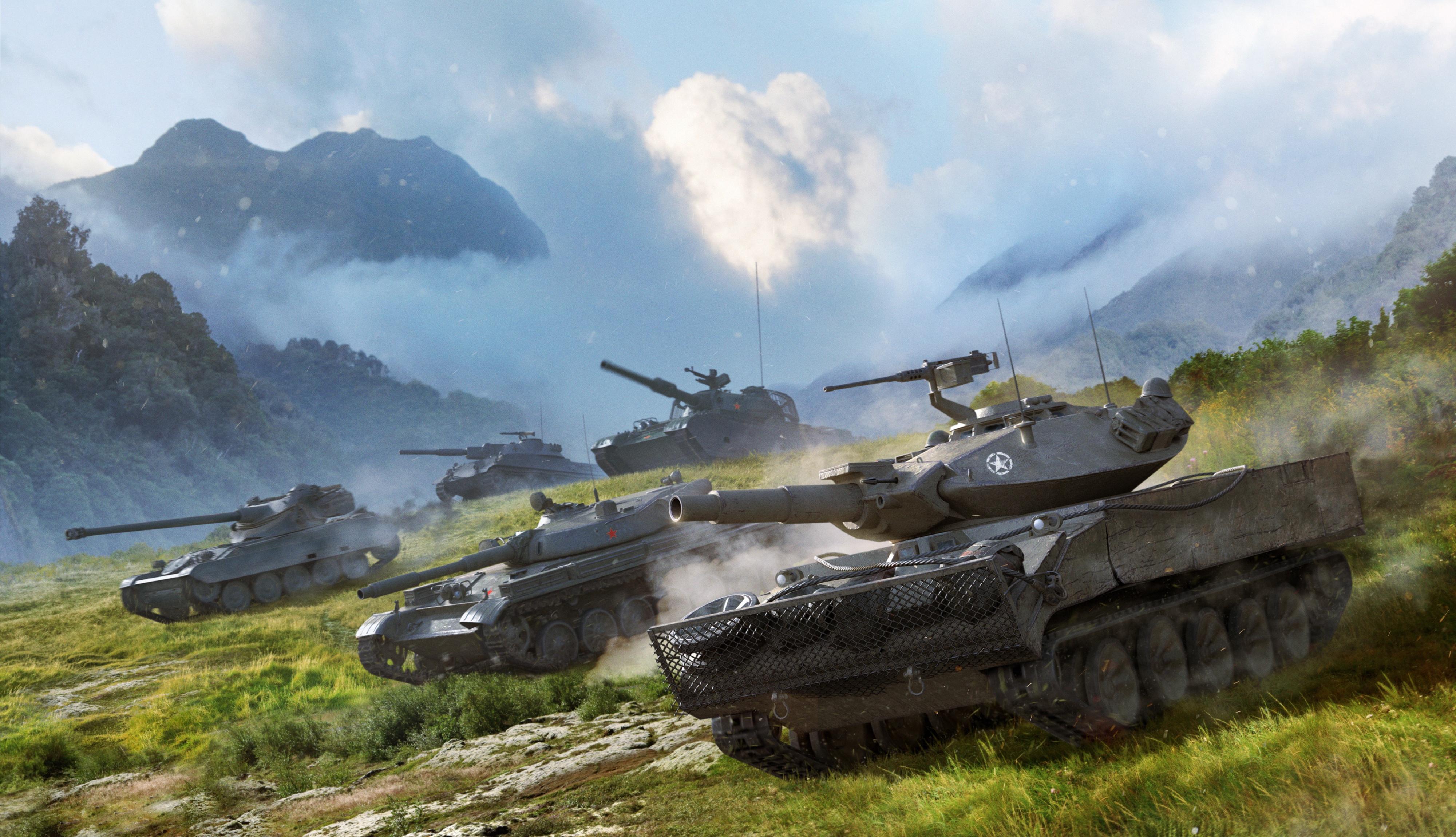 World Of Tanks 4k Ultra HD Wallpaper | Background Image ...