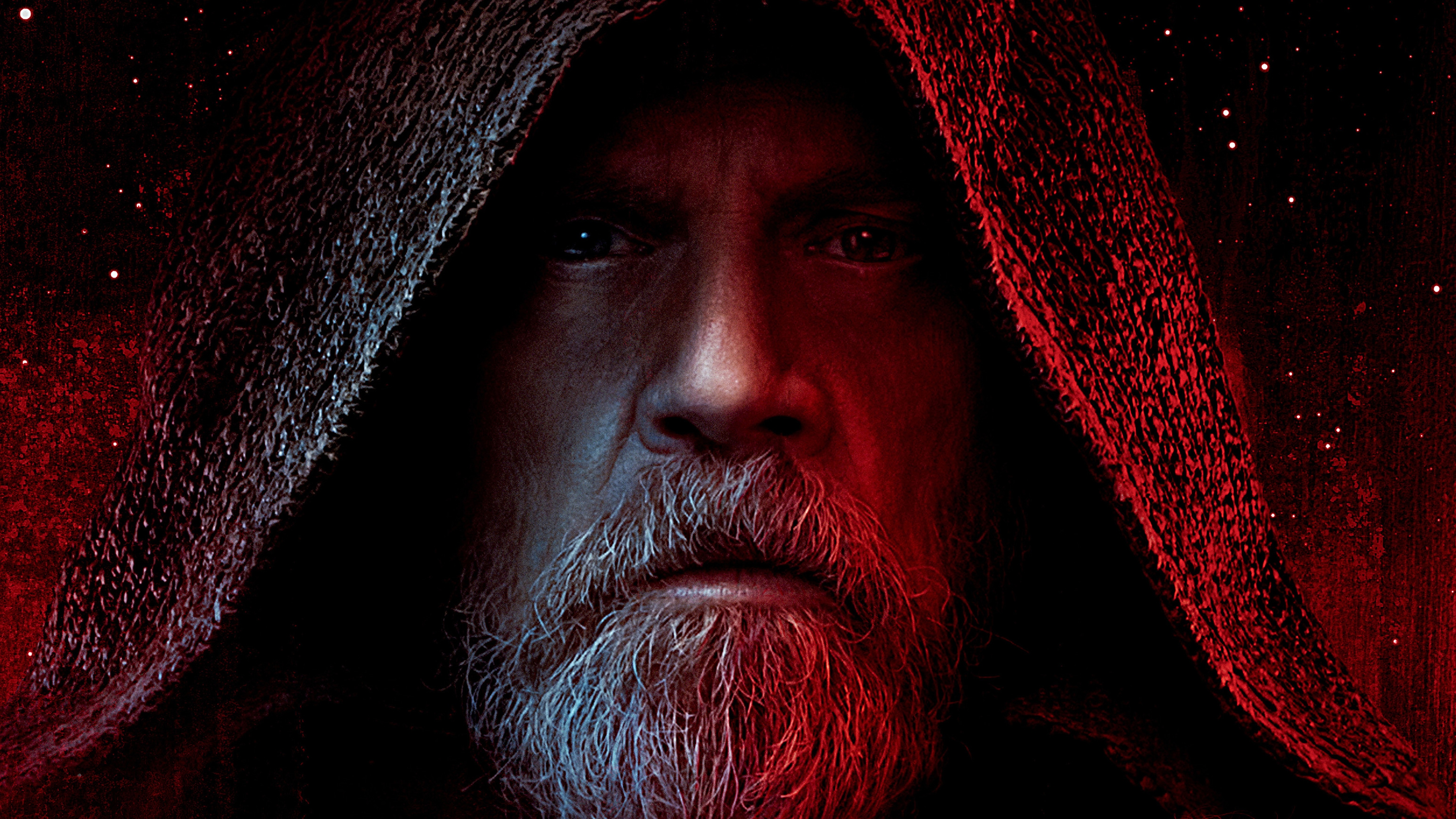 Luke Skywalker 4k Ultra Hd Wallpaper Hintergrund 3840x2160 Id