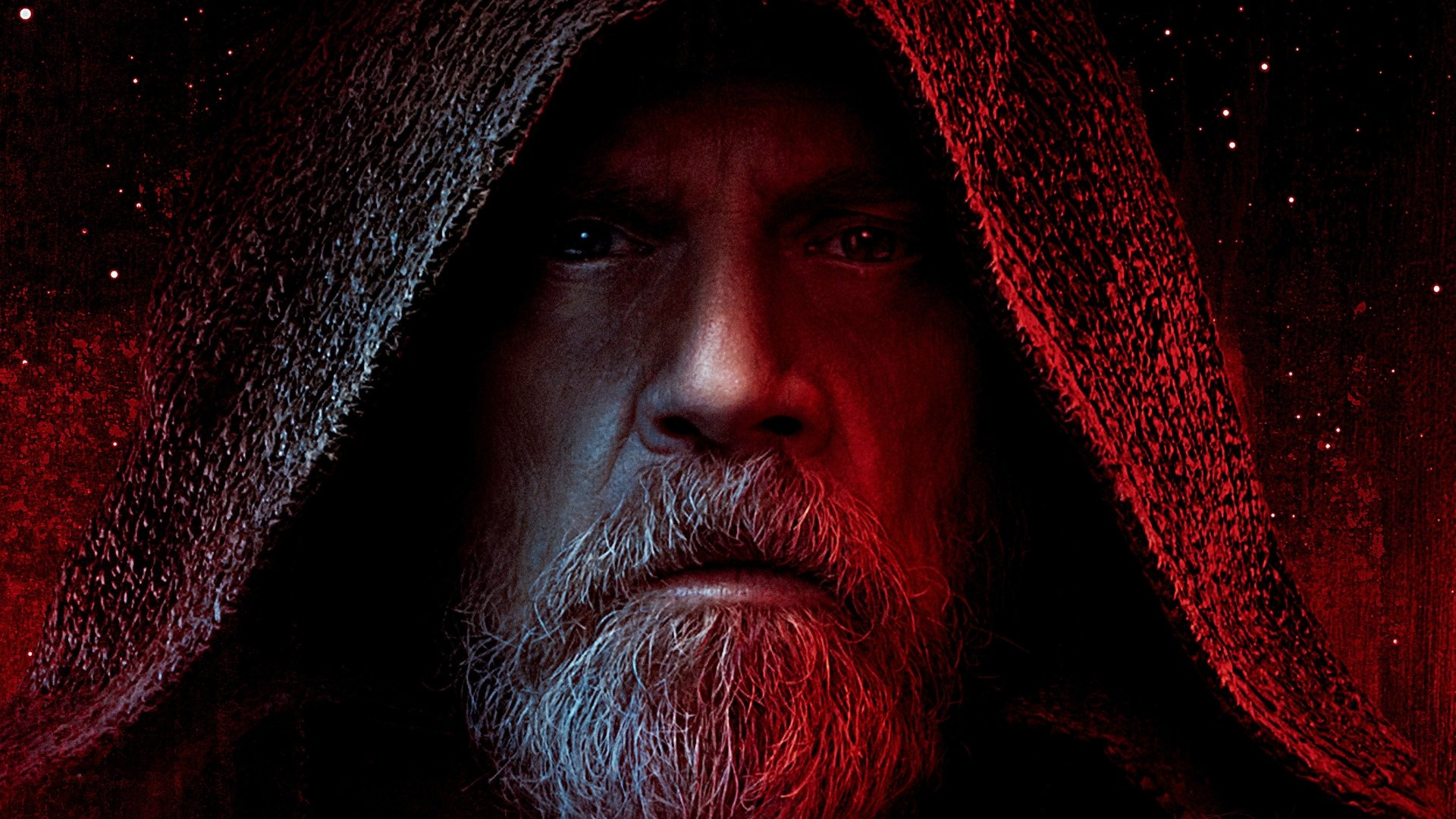 Movie - Star Wars: The Last Jedi  Star Wars Mark Hamill Luke Skywalker Wallpaper