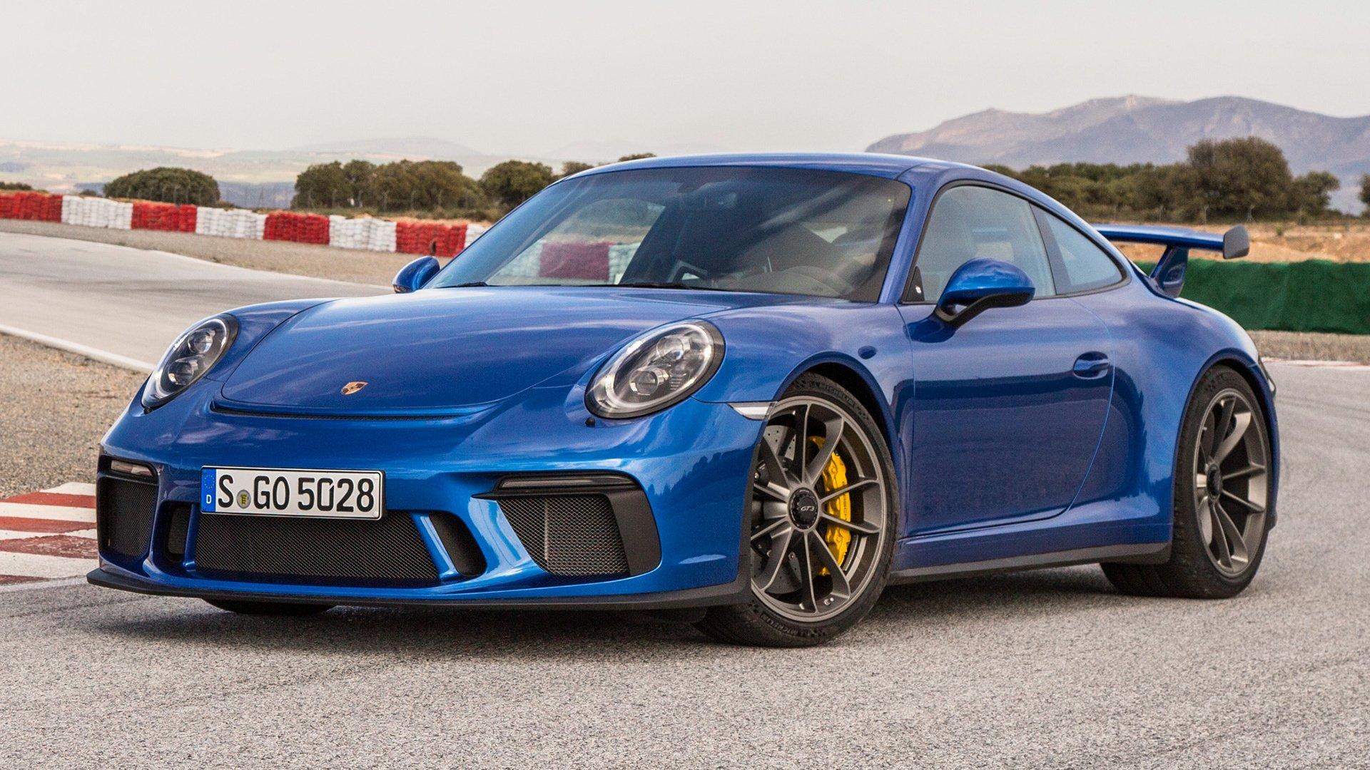 2017 Porsche 911 GT3 HD Wallpaper | Background Image ...